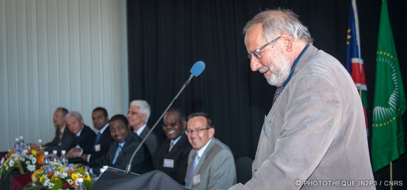 Discours d'inauguration (2012)