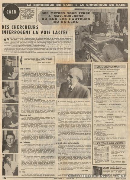 Ouest-France 1968 M Scherer