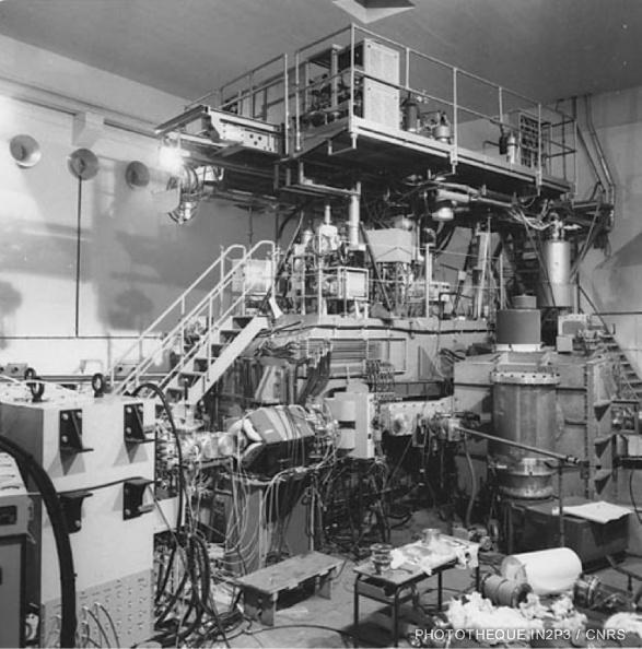 Le cyclotron de Grenoble