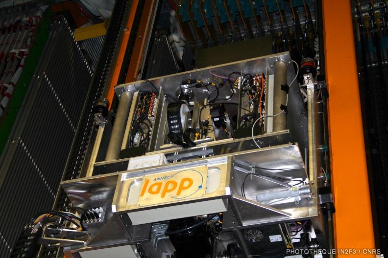 IN2P3-LAPP-OPERA2008 0022