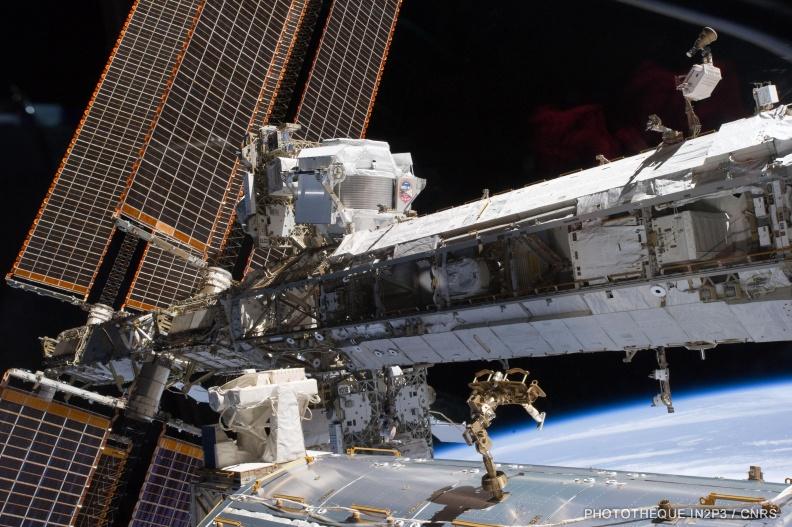 IN2P3-LAPP-AMS-NASA-550933main s134e007532 hires full