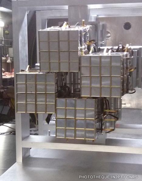 Le LPC Caen, Des réalisations récentes (2000-2020). Projet FAZIA : multidétecteur de particules chargées de 3e génération dans la continuité du multidétecteur INDRA utilisant une électronique totalement numérique.