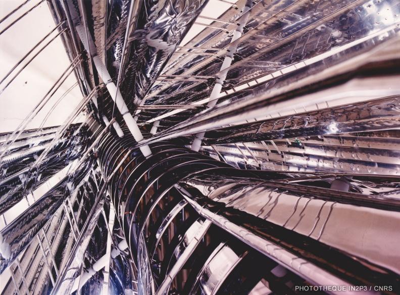 Vue intérieure du Vivitron