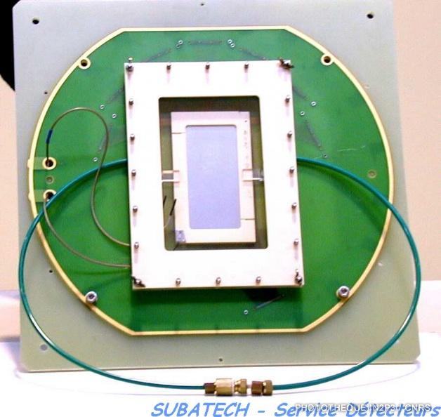 détecteur Micromégas ©Subatech