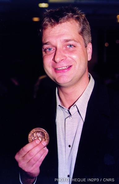Médaille de Bronze - Christian Kuhn