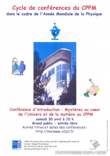 1ere Conference grand public_CPPM