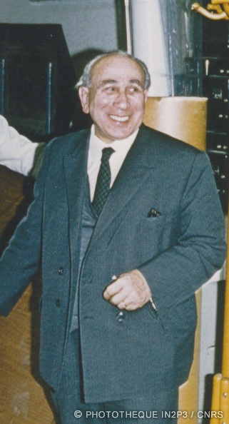 épart à la retraite du professeur Maurice Schérer, le 6/10/1972