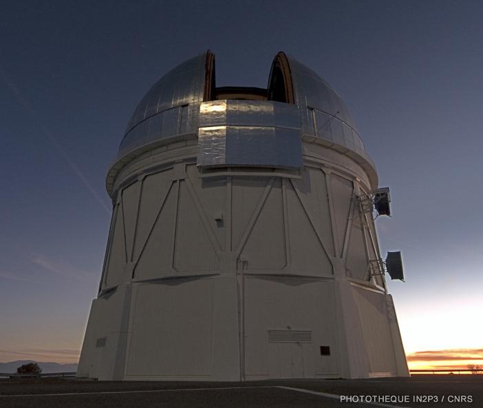 Téléscope du CTIO