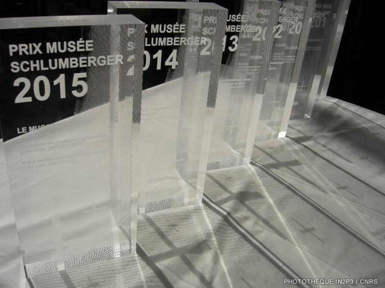 Prix Musée Schlumberger (Concours têtes chercheuses)